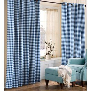 Pair of Insulated Curtain Panels
